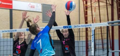 Twee sterke starts zijn niet voldoende voor volleybalsters FAST
