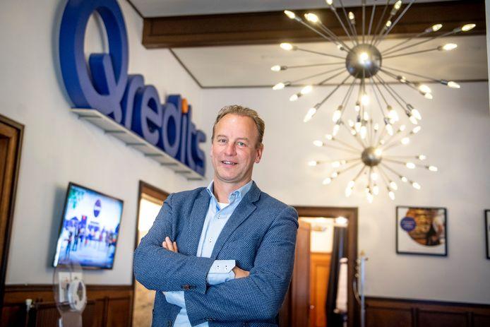 Qredits-directeur Elwin Groenevelt.