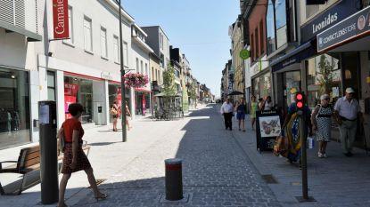 Leuvensestraat autovrij bij heropening winkels