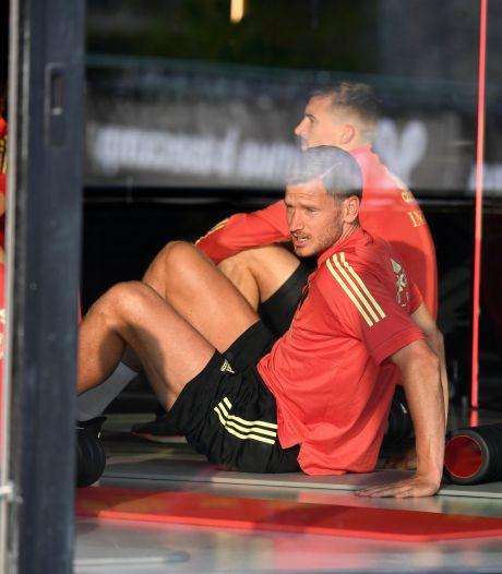 Jan Vertonghen et Thomas Meunier absents contre l'Estonie