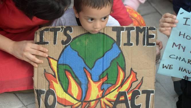 Klimaatverandering wordt door 64% gezien als een wereldwijde noodsituatie