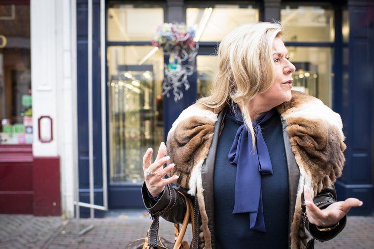 Inge van Kemenade Beeld Roos Pierson