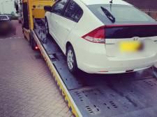 Man (45) uit Lemmer voor de derde keer gesnapt met ongeldig rijbewijs; auto in beslag genomen