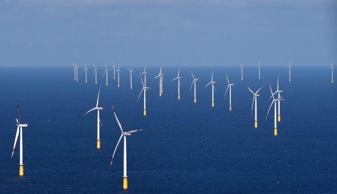 Voor de kust van Zuid-Holland moet het grootste subsidievrije windpark ter wereld verrijzen.