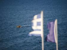 Collision en mer Égée: huit migrants disparus
