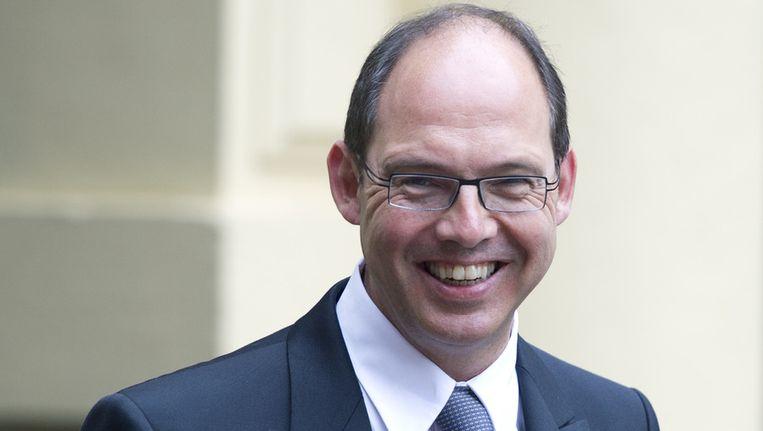 Oud-CDA-minister Ab Klink. Beeld ANP