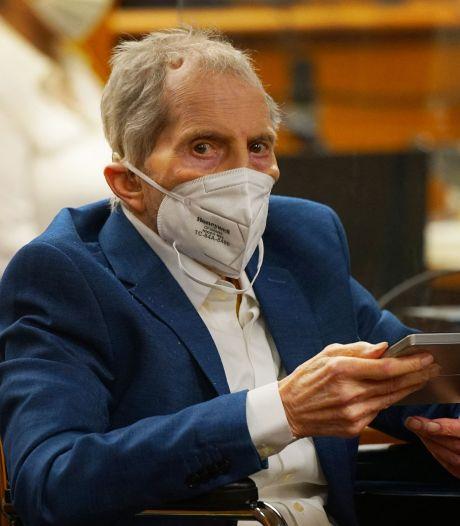 Amerikaanse vastgoedmiljonair schuldig bevonden aan per ongeluk op tv bekende moord: 'Je bent erbij.'
