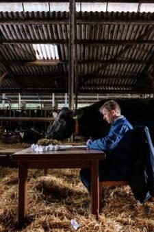 Melkveehouder Von Martels uit Dalfsen met voorkeursstemmen in Tweede Kamer