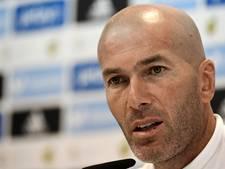 Zidane zwaar gefrustreerd over schorsing Ronaldo