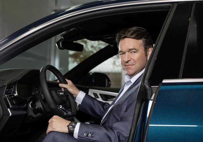 Bram Schot, de Nederlandse CEO van Audi