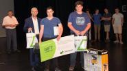 Winnaars West-Vlaamse Houtproef gehuldigd