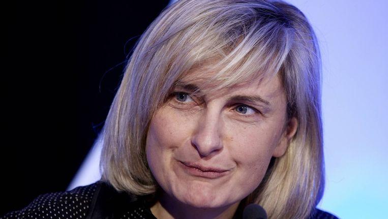 Minister Hilde Crevits. Beeld BELGA
