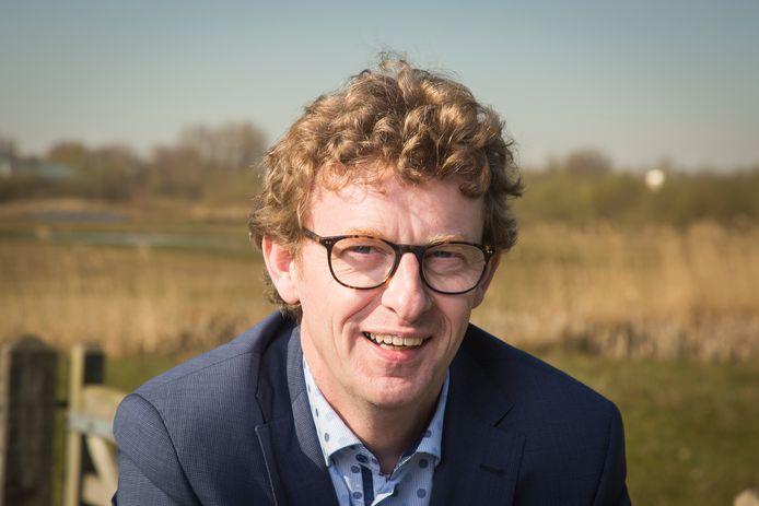 Wethouder Jan Overweg gaat vanaf nu over de sociale koers.