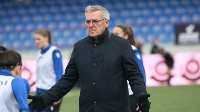 """Nieuwe verlies voor Club YLA en Leo Van der Elst na slappe tweede helft tegen OHL: """"Ik verwacht een reactie"""""""