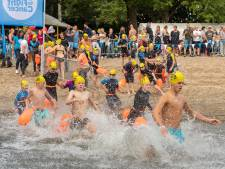 Swim to Fight Cancer in De Kuil in Prinsenbeek: al zeker 184.500 euro bij elkaar gezwommen