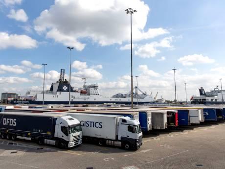 Levensgevaarlijk: personeel DFDS maakt zich zorgen over asklimmers