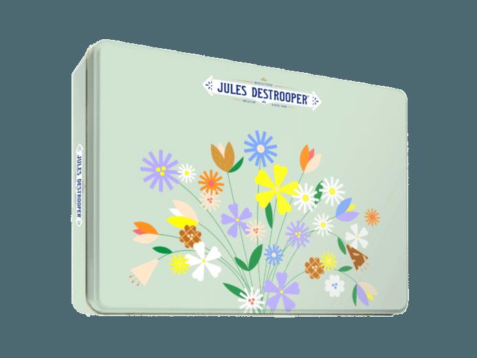 Les jolies boîtes Jules Destrooper.