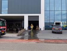 Automatische brandblussers zorgen voor enorme waterschade na brandje op dak van Babypark Kesteren