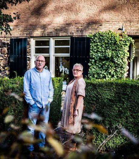 Dineke en Frans wonen in Het Rotshuis in Andelst: 'Sommigen noemen het een Hans en Grietje-huis'