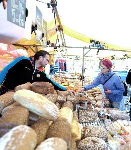 Weekmarkt Duiven naar nieuwe plek 'in gezellige cirkel'