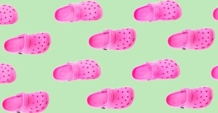 Crocs zijn nog nooit zó populair geweest: dit zijn de 'mooiste' exemplaren Beeld Getty Images