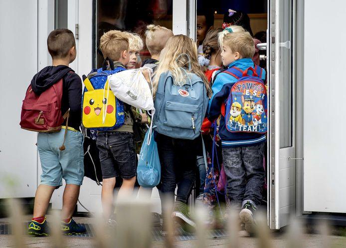 In het basisonderwijs werken veel parttimers. Het is volgens Bart de Grunt een van de redenen van het lerarentekort.