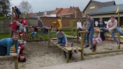 Uitgetest en goedgekeurd: Vrije School Ruien heeft nieuw 'apenparcours'