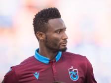 Trabzonspor verscheurt contract Mikel na statement over coronavirus