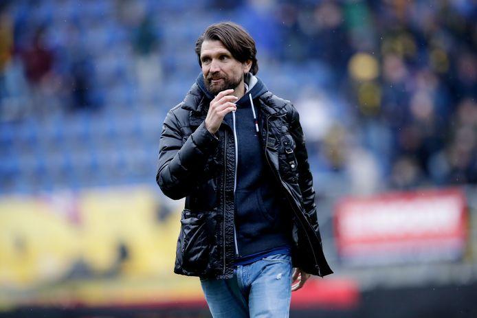 De wedstrijd tegen Roda JC was de laatste van Hyballa als trainer van NAC, zo blijkt achteraf.