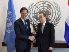 Rutte ziet rol voor Europa in Syrië-dossier