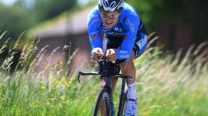 """Camps: """"Is er iets van troost te bedenken? Toch wel. Zondag in Compiègne fietste Goolaerts naar zijn gelukkigste moment als wielrenner"""""""