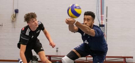 Opponent Vocasa in quarantaine, Nijmeegse volleyballers weekend vrij