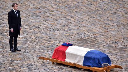Zes mensen opgepakt voor aanslagen in Frankrijk waarbij agent stierf toen hij plaats innam van gegijzelde vrouw