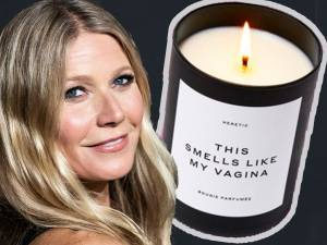 """Gwyneth Paltrow dans la tourmente à cause de sa bougie à l'odeur de """"son vagin"""""""