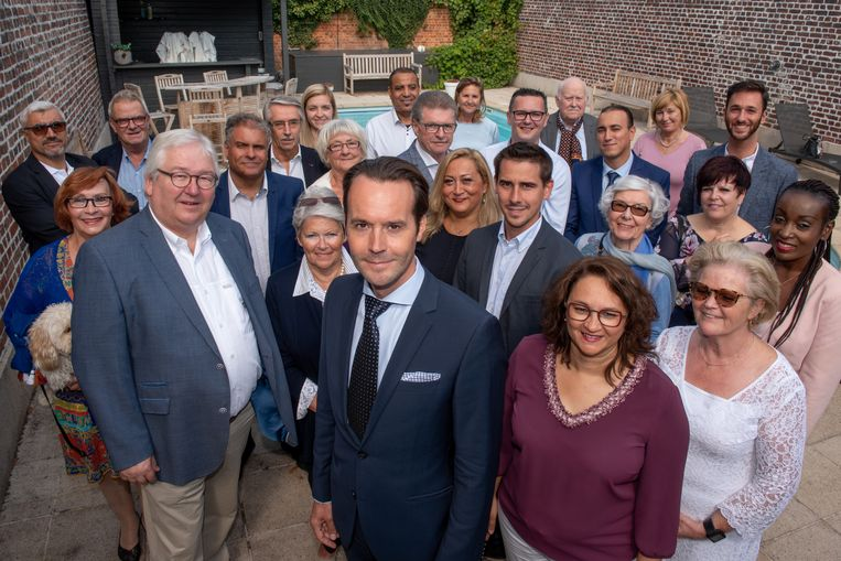 RONSE kandidaten Open Vld gemeenteraadsverkiezingen