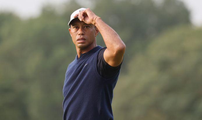 Politie Brengt Tiger Woods Op De Hoogte Van Oorzaak Ernstig Auto Ongeluk Andere Sporten Destentor Nl