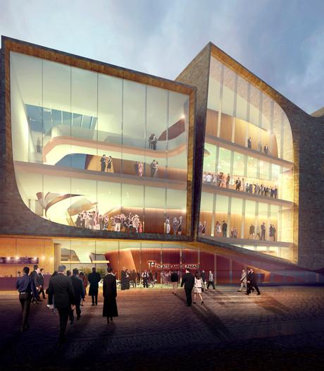 Meer tijd nemen voor nieuw theater in Den Bosch