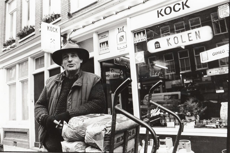 Rob Kock kon volgens zijn vrouw ontzettend goed mopperen. Beeld Privéfoto