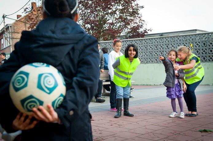 Willebroek - BSGO 't Venneke organiseert een sponsorloop voor een school in Pepinster