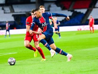 Bayern wint in Parijs, maar PSG plaatst zich voor de halve finales van de Champions League