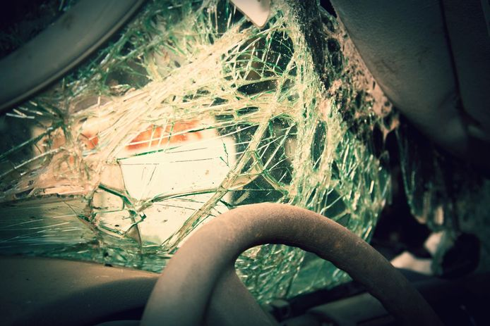 'Als je te lang rijdt, ga je dingetjes over het hoofd zien. Dat kan niet in het verkeer'