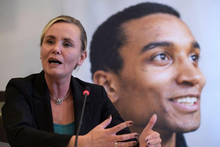 Liesbeth Homans (N-VA), Vlaams minister voor armoede, gelijke kansen en inburgering  Beeld Photo News