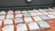 3,4 ton cocaïne aangetroffen in lading houtskool