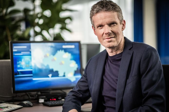 VTM-weerman Frank Duboccage.