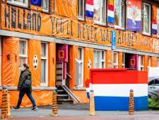 Den Haag kleurt al oranje voor EK