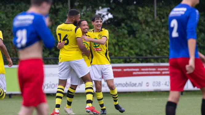 Uitslagen amateurvoetbal Zwolle e.o.: Lemelerveld verliest; Epe, Hoonhorst en SV Zwolle pakken de punten