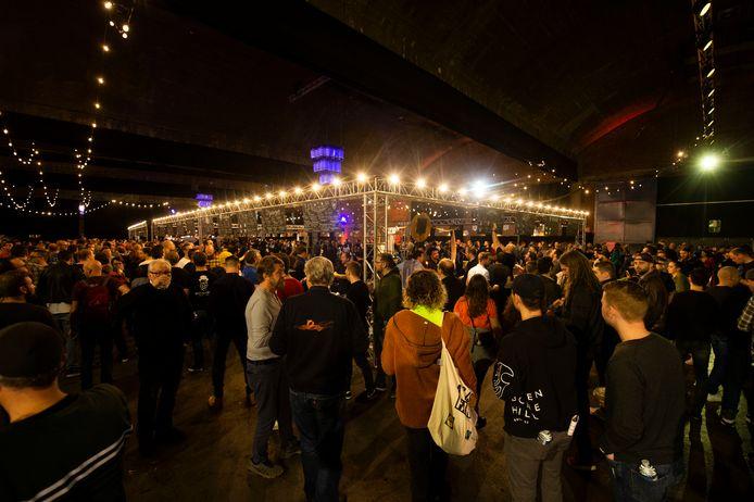 Billie's Craft Beer Fest (sfeerbeeld).