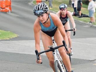 """Geen derde zege op rij voor Hanne De Vet in Nieuw-Zeeland: """"Miste tikkeltje power om gat met koplopers te dichten"""""""