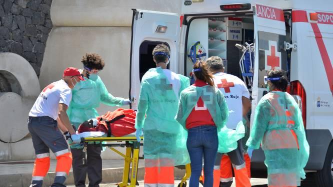 Minstens vier migranten dood aangetroffen bij Canarische Eilanden