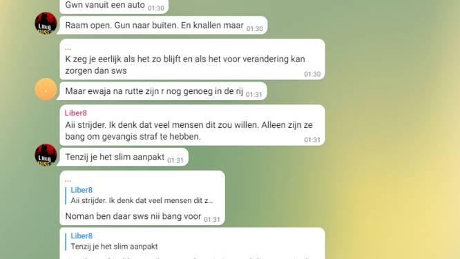 Hoe Yavuz O. openlijk chatte over moorden: 'Iemand die groter is dan Rutte, Máxima'
